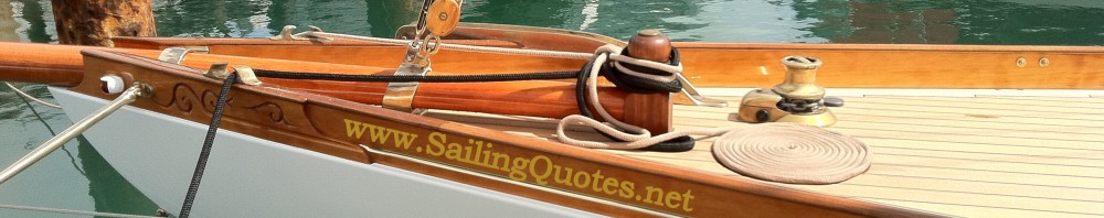 Sailing Quotes.net