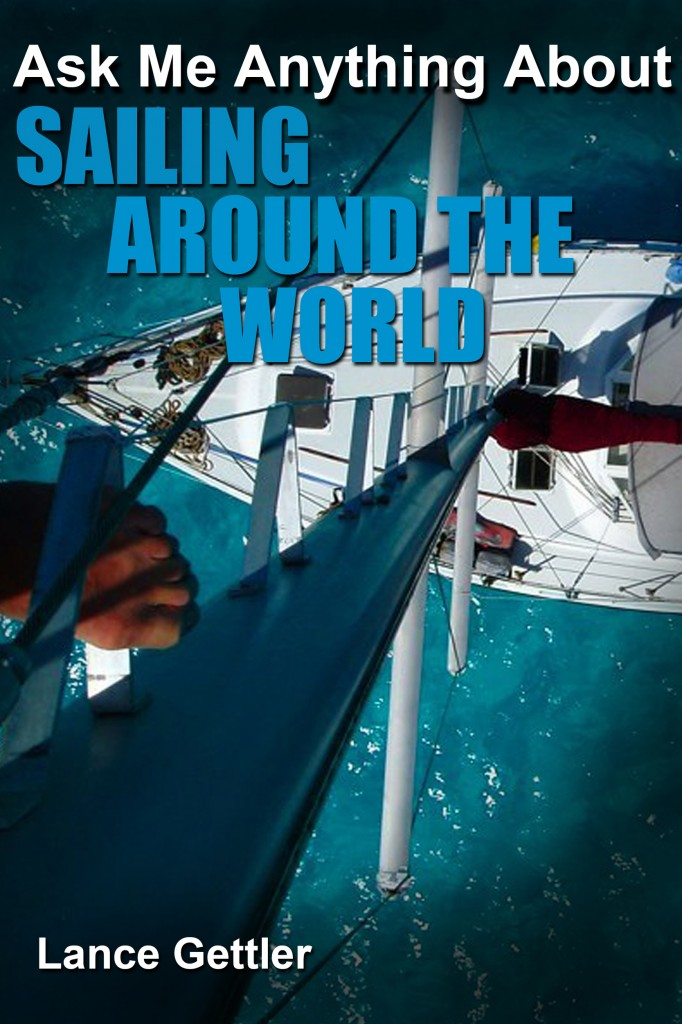 Sailing around the world book, circumnavigation story