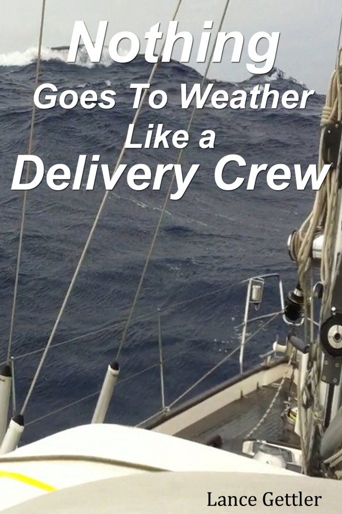 delivery crew, sailing, sailing book, transpacific